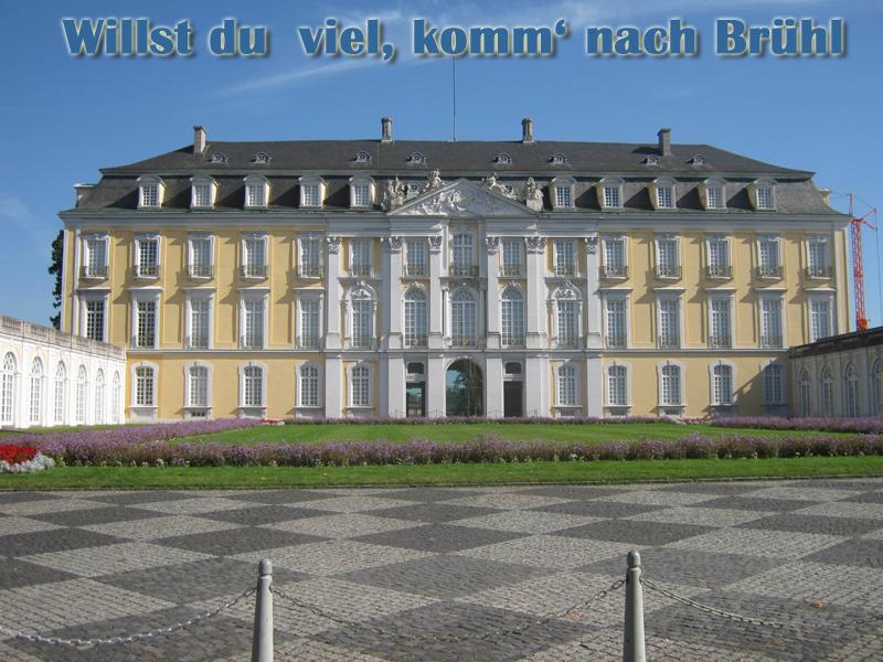 Top Apartment Bruehl